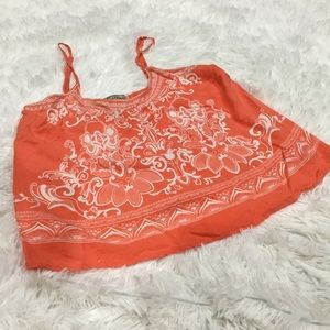 Flying Tomato Crop Top